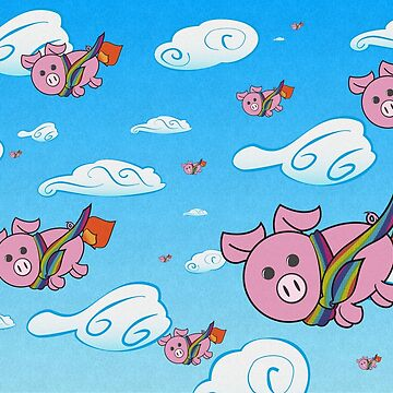 When Pigs Fly Terminal Velocity by frestyl