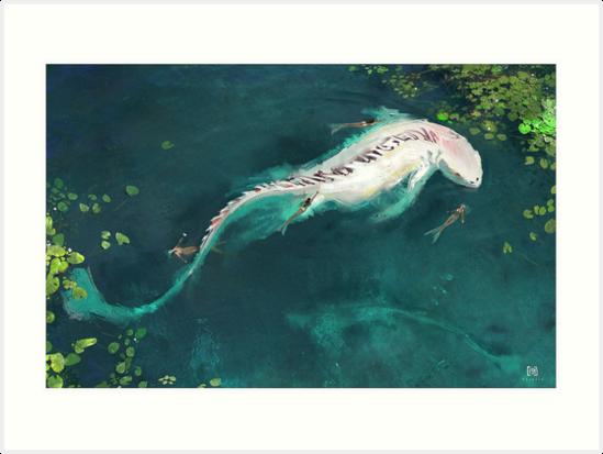 Mermaid - Fred Palacio by palacioart