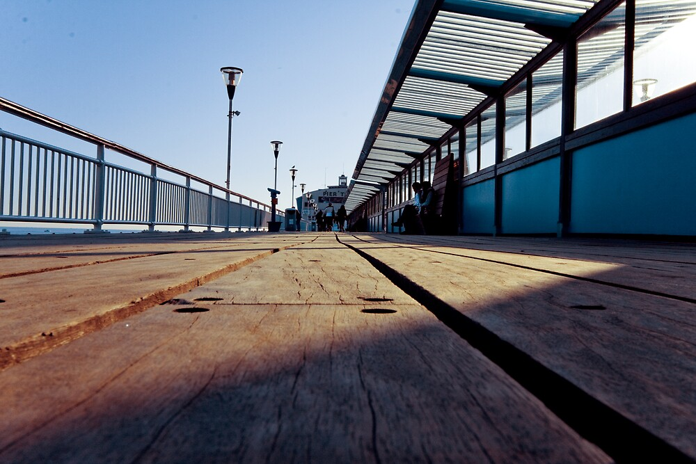 Pier by Shekhar