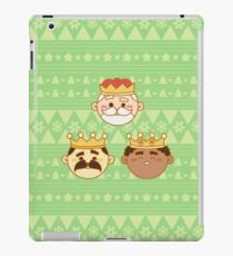 Three Wisemen iPad Case/Skin