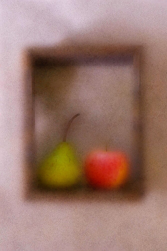 Deux fruits by milton