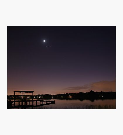 Conjunction Photographic Print