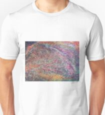 """Entanglement No.2"" original abstract artwork by Laura Tozer T-Shirt"