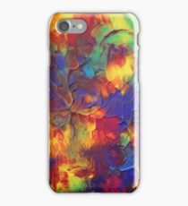 """""""Entropy"""" original abstract artwork by Laura Tozer iPhone Case/Skin"""