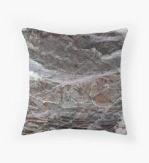Pictographs Throw Pillow