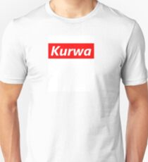 KURWA MERCH Unisex T-Shirt