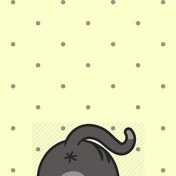 Cat's Bottom Polka by DaniHoffmann