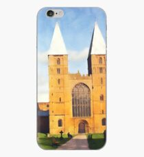 Southwell Minster 2 iPhone Case