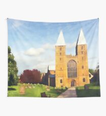 Southwell Minster 2 Wall Tapestry