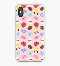 BTS BT21  iPhone Case