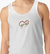 """Carpe Diem"" by Tony DuPuis Tank Top"