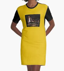"""Tony DuPuis Concert 2 Modern Pixel vibe""  Graphic T-Shirt Dress"