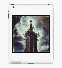 Shawlands Kirk, Clouds & Vegetation. iPad Case/Skin