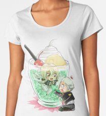 Melon Cream Soda Women's Premium T-Shirt