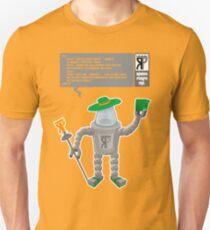 Robot Pimp Inc. - Line 10 Unisex T-Shirt