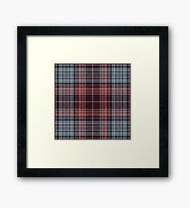 Tartan Framed Print