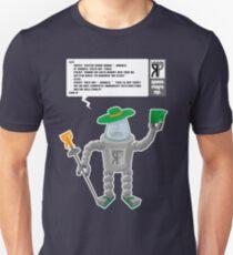 Robot Pimps Inc.  - Line 20 - Dark Unisex T-Shirt