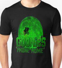 Green Goonies Phone Home Unisex T-Shirt