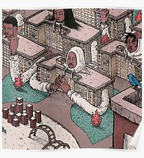 Brick Body Kids Still Daydream Poster
