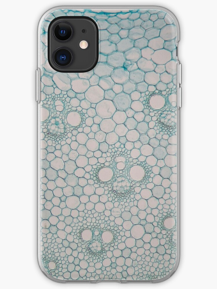STEM floral pattern iPhone 11 case