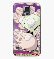 Fly Piggies! Case/Skin for Samsung Galaxy