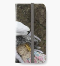 Art Doll Bunny iPhone Wallet/Case/Skin