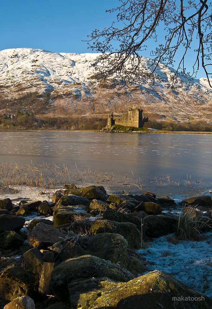 Kilchurn Castle by makatoosh