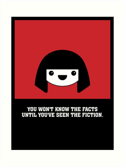 Pulp Fiction by MovieCuties