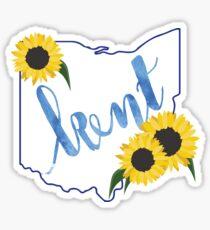 Kent, Ohio  Sticker