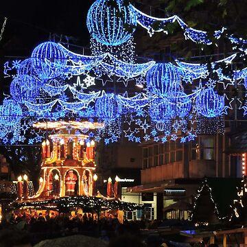 Frankfurt Christmas Market: Birmingham by CreativeEm