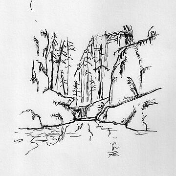 landscape by ommadon