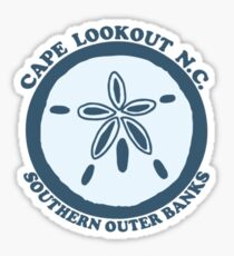 Cape Lookout - North Carolina. Sticker