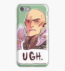 =Judgemental Sigh= iPhone Case/Skin