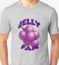 Jelly Fam Grapes Unisex T-Shirt