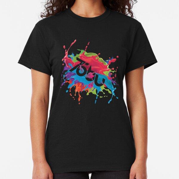 Colorful Tobu Splash Classic T-Shirt