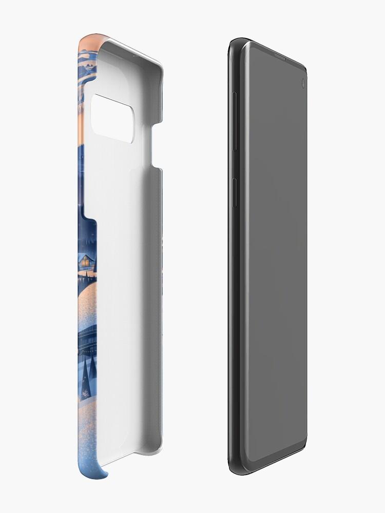 Alternative Ansicht von Zuckerdose, Ski Poster Hülle & Klebefolie für Samsung Galaxy