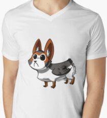 PORGI Men's V-Neck T-Shirt