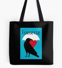 Vancouver Love Tote Bag