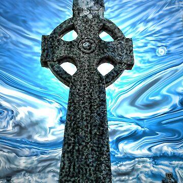 Celtic Cross by farmdogger