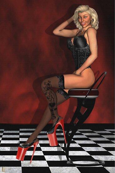 Retro Spice by Lisa  Weber