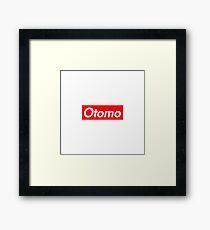 Otomo Framed Print