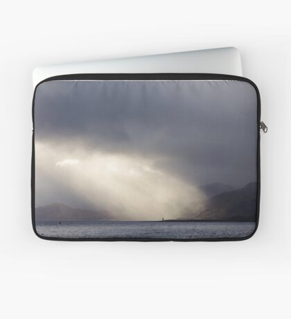 This Is The Point Laptop Sleeve