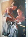 2 Dancers by Cathy Amendola