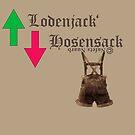 Lodenjack' - Hosensack by NafetsNuarb