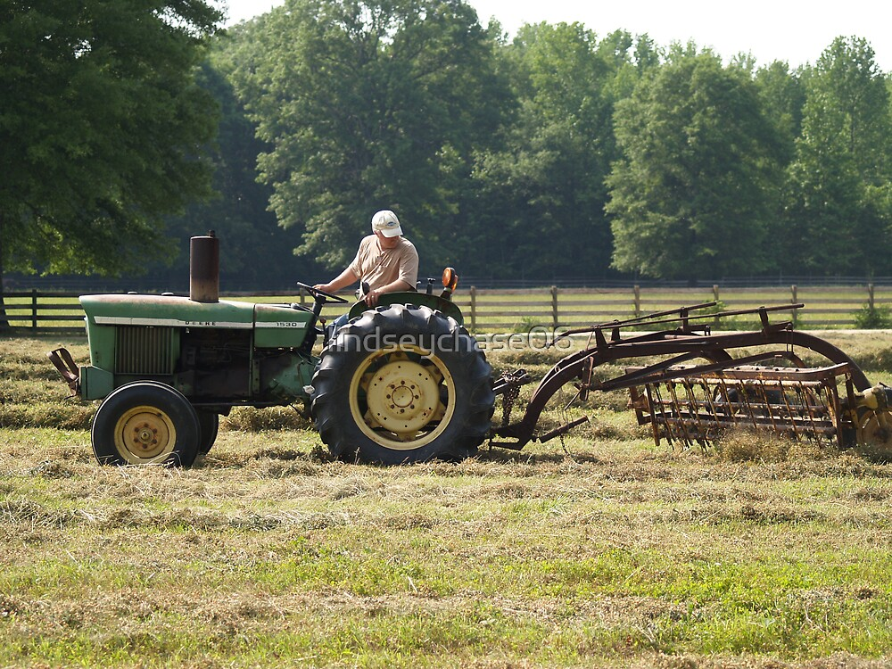 Hard Working Farmer by lindseychase06