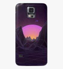Funda/vinilo para Samsung Galaxy 80s Retro Vaporwave