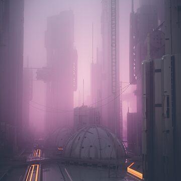 Outrun Retrowave cyberwave by XOXOX