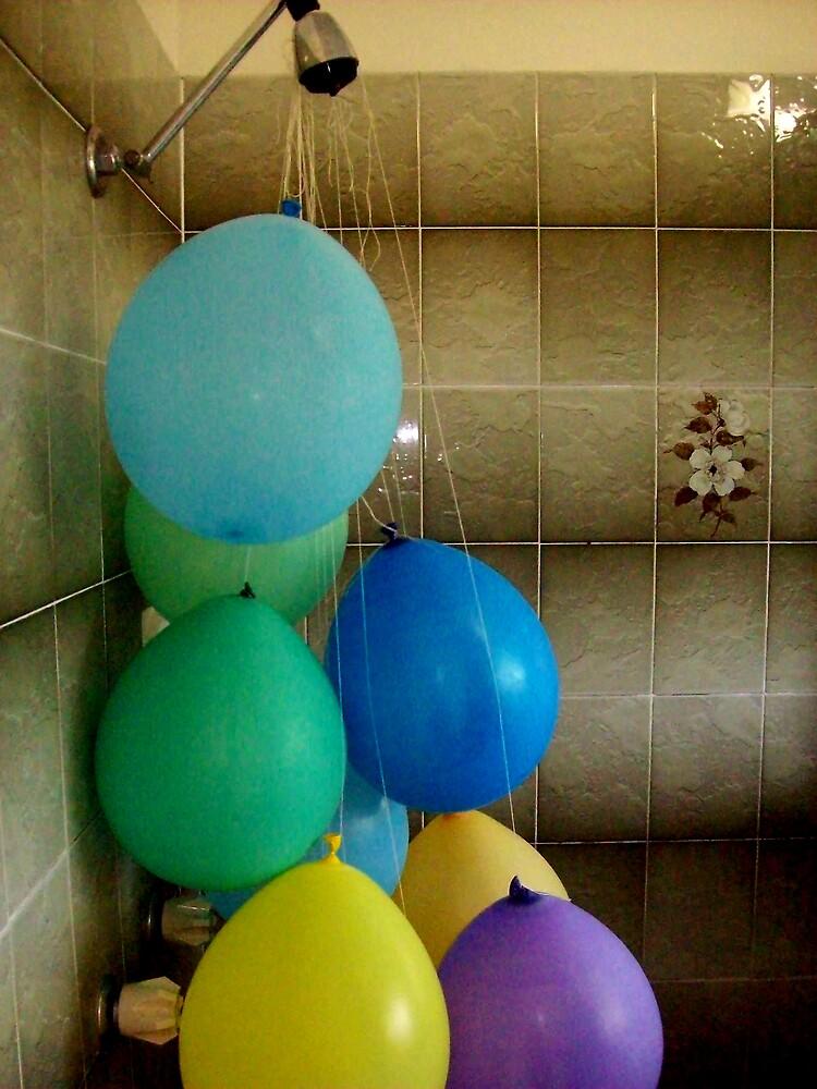 shower time by lennylennylenny