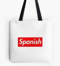 Spanish Tote Bag