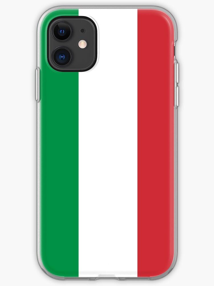 Italy Italian Flag iphone case